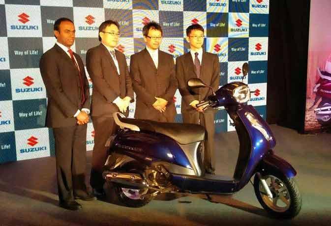 सुजुकी ने 53,887 रुपये कीमत पर इंडियन मार्केट में लॉन्च की नई एक्सेस