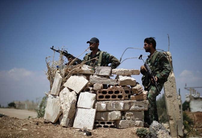 सीरिया में हवाई हमला, 12 नागरिकों की गई जान