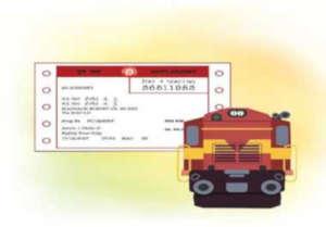 मेरठ : टिकट खो गया तो नहीं है अब परेशानी, ट्रेन में मिल जायेगा डुप्लीकेट
