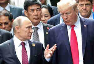 राष्ट्रपति चुनाव में दखल देने वाले 12 रूसियों पर आरोप तय, फिर भी 16 जुलाई को मिलेंगे ट्रंप और पुतिन