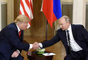 ट्रंप पुतिन समिट : बातचीत के बाद अमेरिका लौटे डोनाल्ड ट्रंप, अपने बयान को लेकर करना पड़ रहा विवादों का सामना