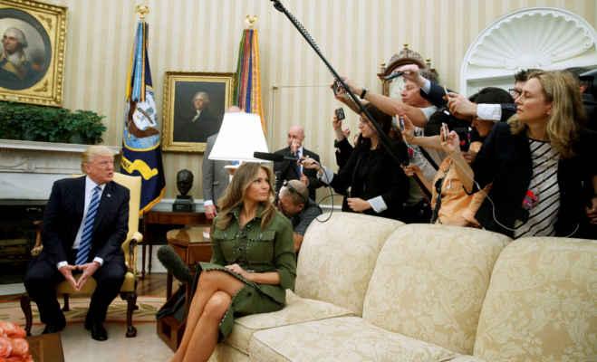 72 साल के हुए अमरीकी राष्ट्रपति डोनाल्ड ट्रंप,जानें कौन है सबसे उम्रदराज राष्ट्रपति