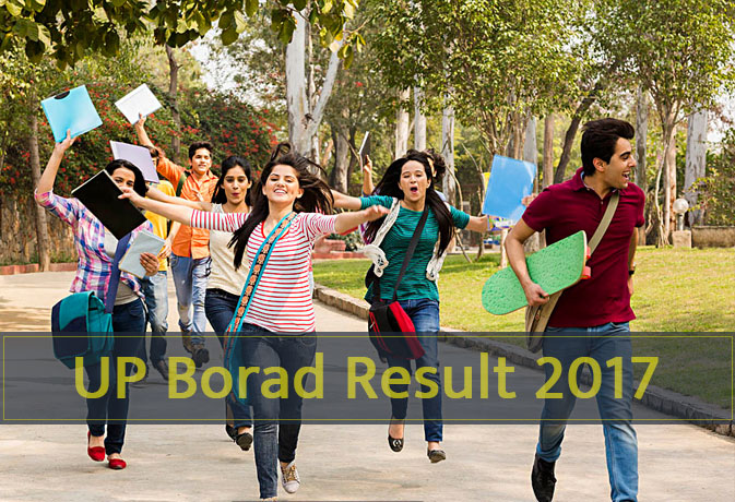 UP Board 10th and 12th HSC result 2017
