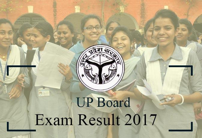 UPMSP UP Board 10th Result 2017