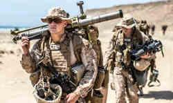 US मरीन कमांडो टीम को मिला खुफिया लेटर, खोलते ही नाक से बहने लगा खून, पूरी बिल्डिंग खाली कराई