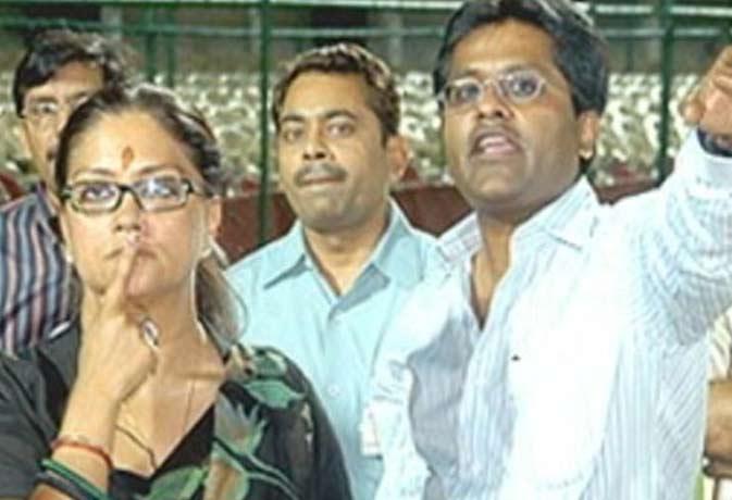 कांग्रेस ने लगाई वसुंधरा राजे-ललित मोदी पर आरोपों की झड़ी, भाजपा ने संभाला मोर्चा