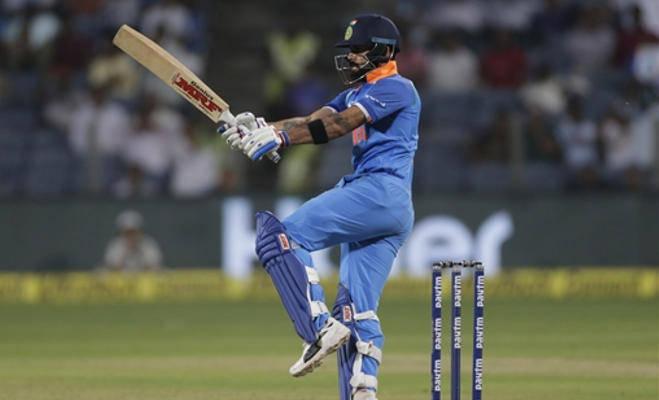 ins vs aus odi : आॅस्ट्रेलिया में जब-जब विराट लगाते हैं वनडे शतक,भारत नहीं जीतता मैच
