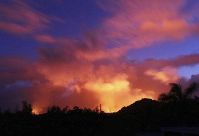 ग्वाटेमाला में फिर फटा ज्वालामुखी, अधिकारियों ने जारी की चेतावनी