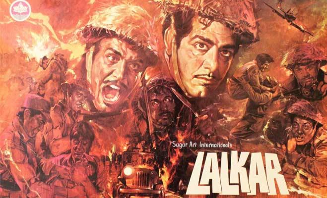 द गाजी अटैक से पहले युद्ध पर बनी यह 10 बेहतरीन बॉलीवुड फिल्में