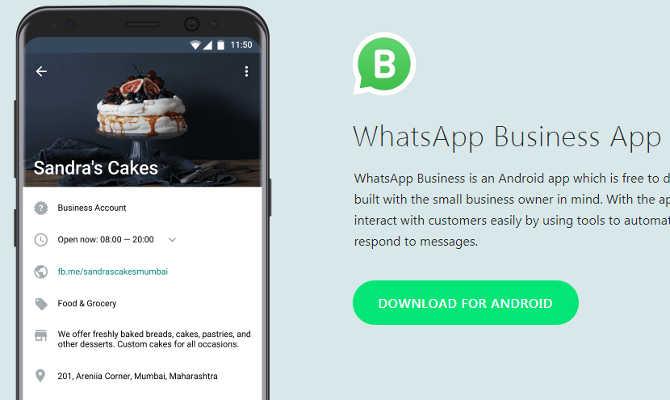 WhatsApp ने लॉन्च किया बिजनेस ऐप, जो आपको जोड़ेगा मनपसंद दुकानदार और कारोबारियों से