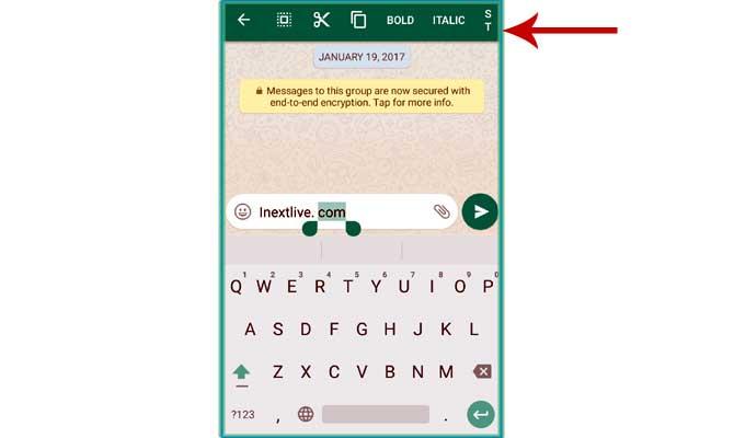 व्हाट्सएप्प का यह नया फीचर आपको बना देगा बोल्ड एण्ड स्मार्ट
