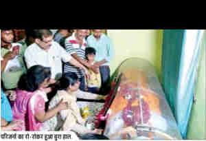 आईपीएस के भाई ने कहा, बहू है मौत की वजह, दर्ज कराएंगे एफआईआर