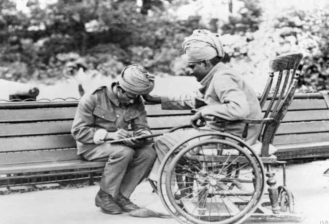 आज ही के दिन खत्म हुआ था प्रथम विश्व युद्ध, दुर्लभ तस्वीरों में देखें भारतीय सैनिकों की बहादुरी