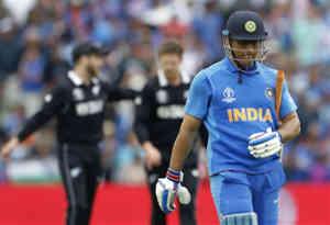 ICC WC 2019 Ind vs NZ semifinal : धोनी के बैटिंग पोजिशन से सचिन और गांगुली हैरान