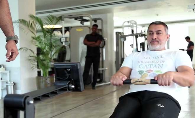 97 किलो के थुलथुल आमिर खान ऐसे बने सिक्स पैक एब्स वाले रेसलर,देखें जर्नी