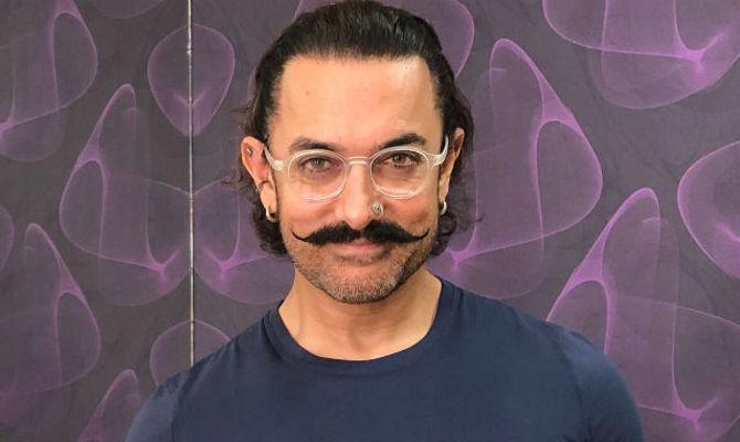 ठग्स ऑफ हिंदुस्तान से छुट्टी लेकर आमिर ने यूं मनाया अपना बर्थडे, किरण के कहने पर इंस्टाग्राम का खाता खोला