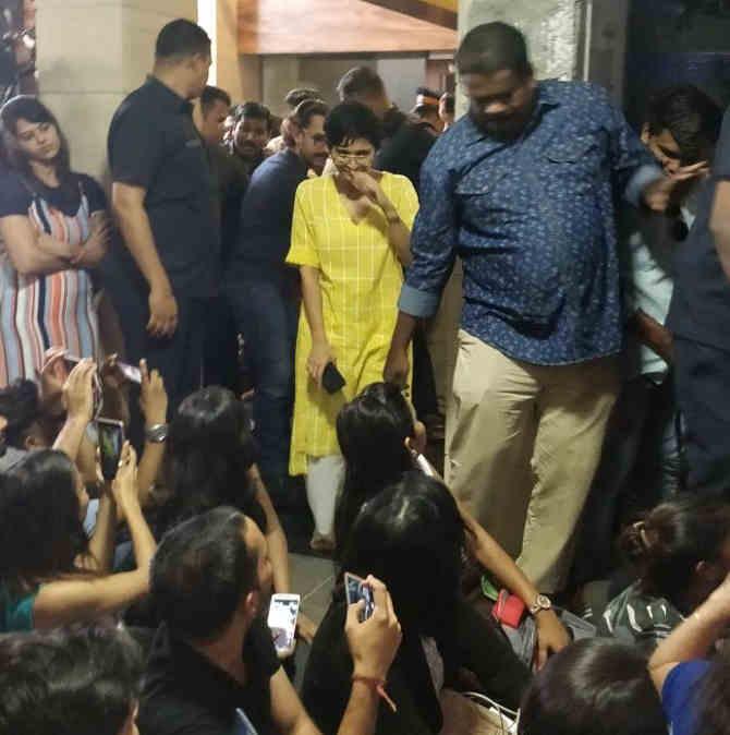 ठग्स ऑफ हिंदुस्तान से छुट्टी लेकर आमिर ने यूं मनाया अपना बर्थडे,किरण के कहने पर इंस्टाग्राम का खाता खोला