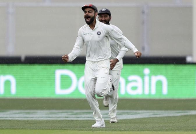 एडीलेड में टेस्ट जीतने वाला कौन है इकलौता भारतीय कप्तान ?क्या कोहली कर पाएंगे ये टेस्ट अपने नाम