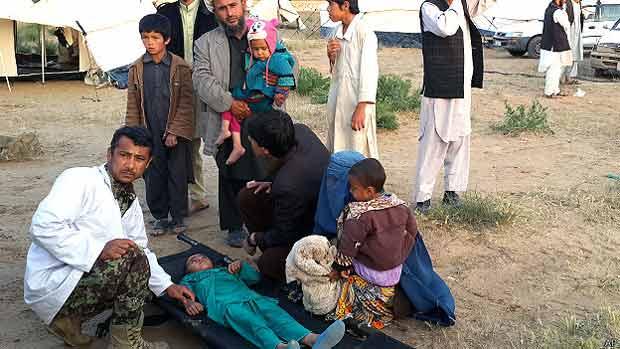 अफ़ग़ानिस्तान: बाढ़ में 150 लोगों की मौत