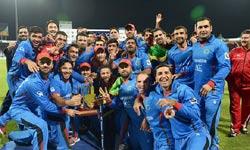 अफगान क्रिकेट टीम ने बनाया अनोखा रिकॉर्ड