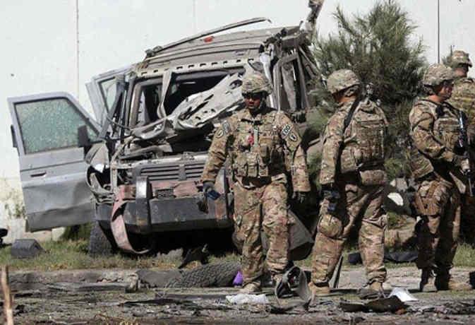 अफगानिस्तान में सैन्य ठिकानों पर हमला, 20 जवानों की मौत