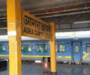 ताज नगरी का यह स्टेशन बनेगा वर्ल्ड क्लास, लैण्ड स्केपिंग के साथ बढ़ेगी पार्किंग स्पेस