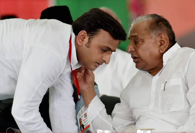 अखिलेश कन्नौज और मुलायम मैनपुरी से लड़ेंगे लोकसभा चुनाव