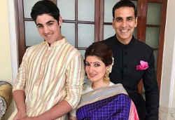 'पैड मैन' देखने के बाद अक्षय कुमार के बेटे का ये था रिएक्शन