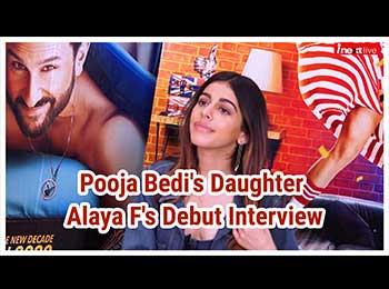 पूजा बेदी की बेटी Alaya F एक्टिंग के साथ ही करना चाहती हैं ये मजेदार काम, देखें इंटरव्यू