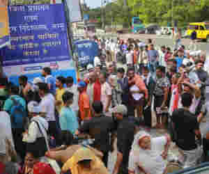 अमरनाथ यात्रा के लिए पांचवां जत्था रवाना,   808 महिलाआें सहित शामिल हैं 4,047 श्रद्धालु
