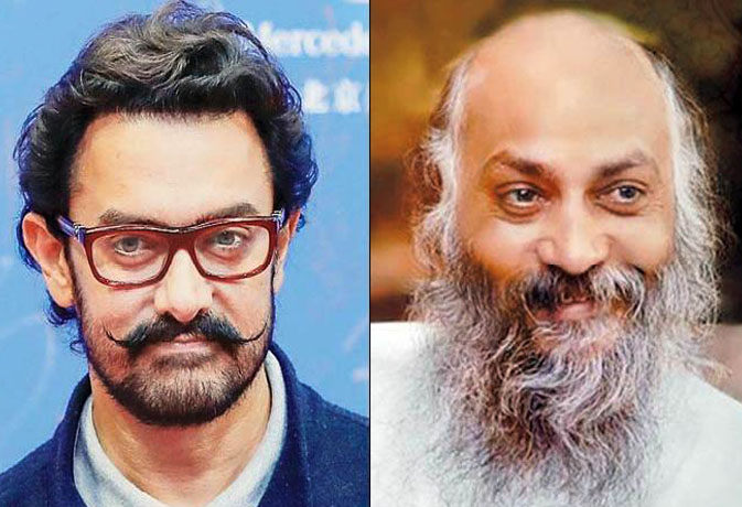 'ओशो' की तैयारियों में जुटे आमिर खान, एक्सपर्ट से ले रहे सलाह