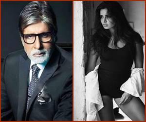 अमिताभ बच्चन और कटरीना कैफ ने इन फिल्मों में एक साथ किया कमाल