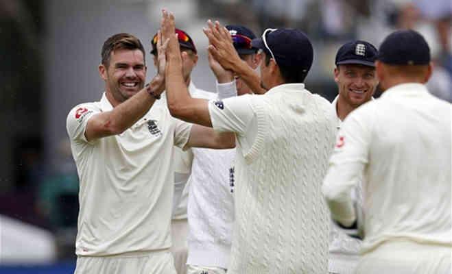 भारत-इंग्लैंड : जेम्स एंडरसन के डेब्यू टेस्ट के वक्त दो प्लेयर्स को छोड़ पूरी टीम इंडिया नाबालिग थी