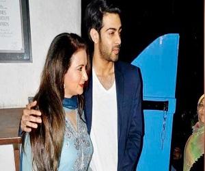 संजय लीला भंसाली की इस फिल्म से डेब्यू करेंगे पूनम ढिल्लों के बेटे अनमोल