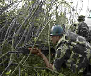 कुपवाड़ा में नियंत्रण रेखा पार कर रहे चार आतंकियों को सुरक्षाबलों ने किया ढेर,  कर्इ घंटे चला सेना का सर्च आॅपरेशन