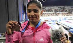 विश्व कप में पदक जीतने वाली पहली भारतीय जिमनास्ट बनीं हैदराबाद की अरुणा रेड्डी