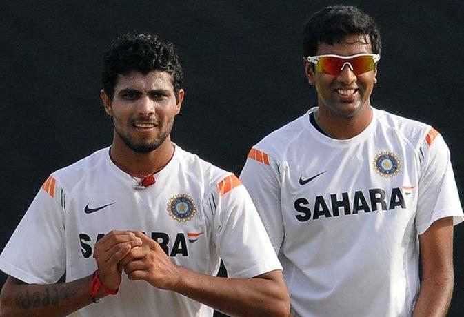 आईसीसी टेस्ट रैंकिंग में आर अश्विन और जड़ेजा शीर्ष पर