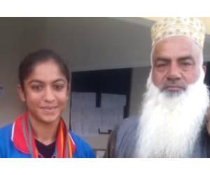 मस्जिद के इमाम की बेटी बनी पाकिस्तान की सबसे तेज धावक