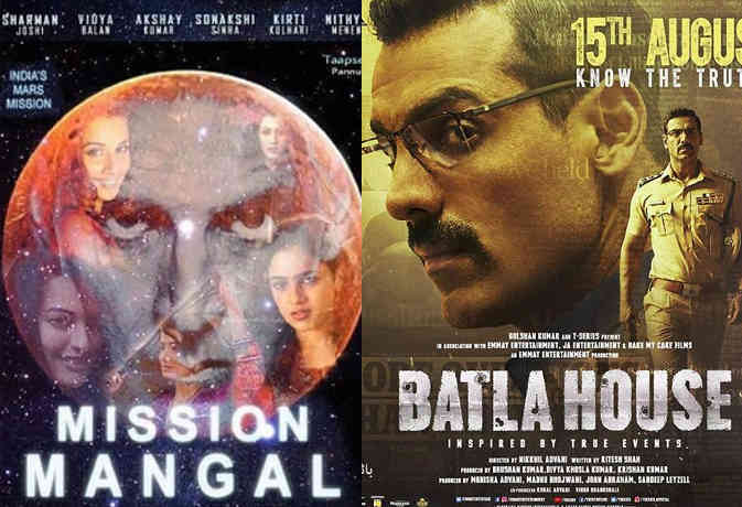 August 2019 Movie Release These 8 Bollywood Films Are All Set To