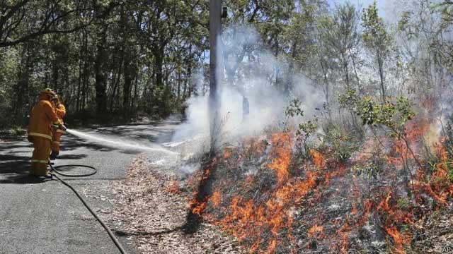 ऑस्ट्रेलिया: 2013 ने तोड़ा गर्मी का रिकॉर्ड