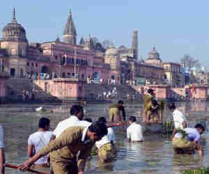 श्रीराम जन्मभूमि बाबरी मसजिद विवाद : सुप्रीम कोर्ट का जल्द सुनवार्इ से इनकार, नहीं मानी सरकार की दलील