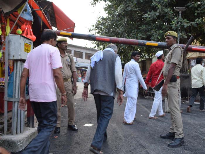 ayodhya case: कैसा है भगवान श्रीराम की नगरी 'अयोध्या' का हाल