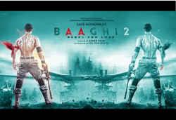 मार्च में संजय दत्त की बायोपिक के साथ रिलीज होगी फिल्म 'बागी 2'