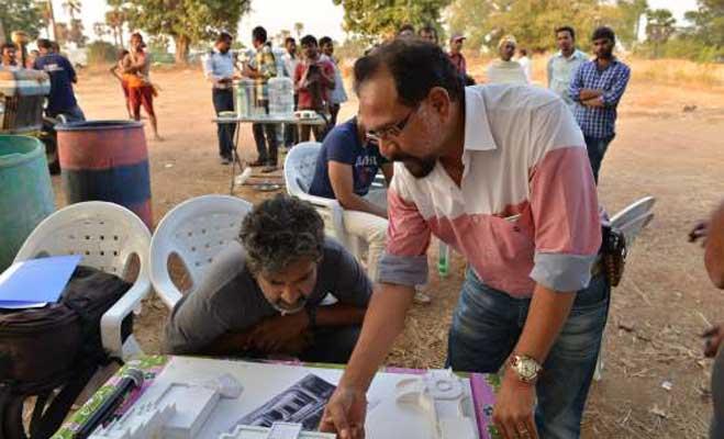 तस्वीरों में देखिए,कैसे शूट हुई फिल्म बाहुबली-2