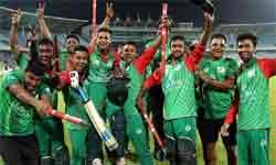 भारत ऑस्ट्रेलिया और साउथ अफ्रीका से आगे निकला बांग्लादेश, इतने कम समय में ख्ोला 100वां टेस्ट मैच