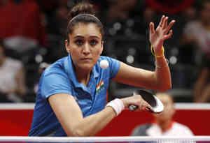 टेबल टेनिस पर फोकस के लिए गोल्ड जीतने वाली मनिका बत्रा ने छोड़ा कॉलेज और मॉडलिंग