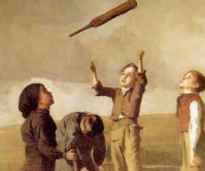 बैट उछालकर टाॅस करना क्रिकेट में नया नहीं, 18वीं सदी में होता था एेसा