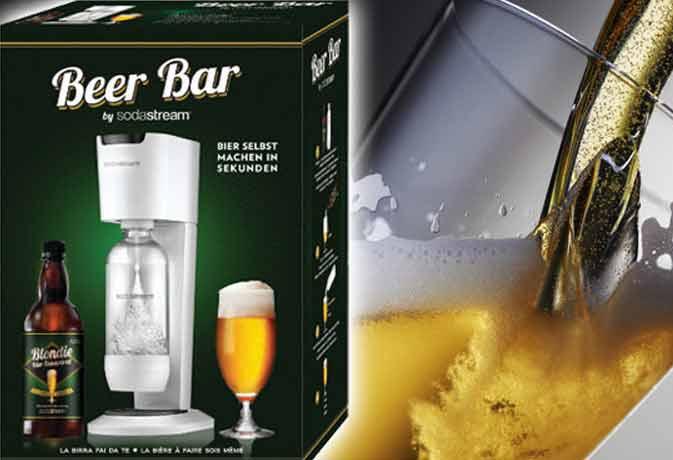 यह गैजेट पानी से बना देता है बीयर, तुरंत