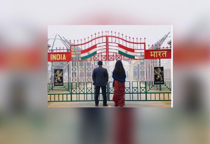 'भारत' में कैटरीना के साथ इस लुक में सलमान,देखें तस्वीर