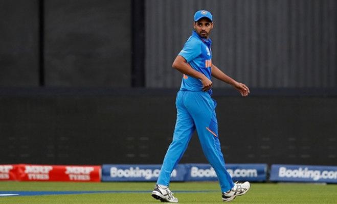 icc world cup 2019 : चोटिल भुवनेश्वर कुमार तीन मैचों से बाहर,मोहम्मद शमी की वापसी